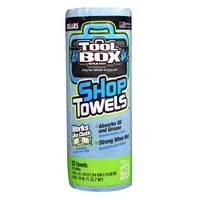 Sellars TOOLBOX Blue Shop Towels from Blain's Farm and Fleet