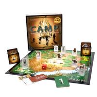 Education Outdoors Camp Board Game from Blain's Farm and Fleet