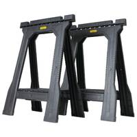 Stanley Junior Folding Sawhorse from Blain's Farm and Fleet