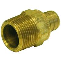 JMF Lead Free PEX MIP Adapter from Blain's Farm and Fleet