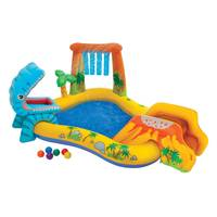 Intex Inflatable Dinosaur Play Center from Blain's Farm and Fleet