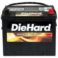 DieHard 100 Month Battery from Blain's Farm and Fleet