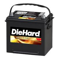 DieHard 100 Month Battery from Blain's Farm and Fleet