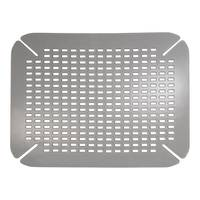 InterDesign Graphite Contour Sink Saver from Blain's Farm and Fleet