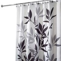InterDesign Leaves Bathroom Shower Curtain from Blain's Farm and Fleet