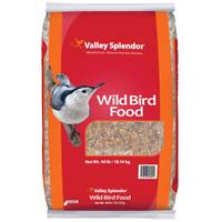 Valley Splendor Wild Bird Food from Blain's Farm and Fleet