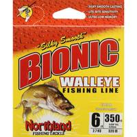 Northland 6 lb Bionic Walleye Fishing Line from Blain's Farm and Fleet