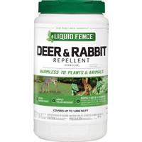Liquid Fence Deer & Rabbit Repellent Granular from Blain's Farm and Fleet