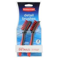 Rubbermaid Reveal Detail Brush from Blain's Farm and Fleet