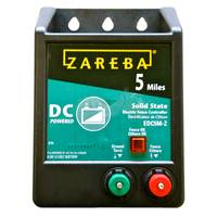 Zareba 5 Mile DC Electric Fence Energizer from Blain's Farm and Fleet