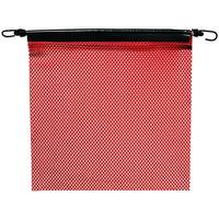 SafeTruck Red Jersey Bungee Flag from Blain's Farm and Fleet