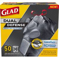 Glad ForceFlex Extra Strong Drawstring Garbage Bags from Blain's Farm and Fleet