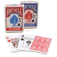Bicycle Jumbo Playing Cards Assorted from Blain's Farm and Fleet