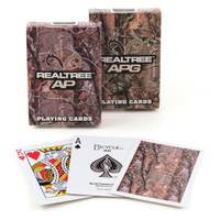 Bicycle RealTree Collectible Poker Playing Cards from Blain's Farm and Fleet