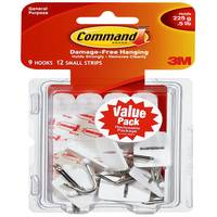 Command Small Wire Hooks Value Pack from Blain's Farm and Fleet