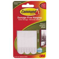Command White Picture Hanging Strips from Blain's Farm and Fleet