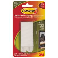 Command Picture Hanging Strips from Blain's Farm and Fleet
