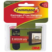 Command Medium Picture Hanging Strips from Blain's Farm and Fleet