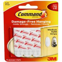 Command Medium Refill Strips from Blain's Farm and Fleet