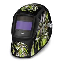 Hobart Bonehead II Impact Series Auto Darkening Welding Helmet from Blain's Farm and Fleet