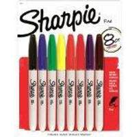 Sharpie Fine Permanent Markers from Blain's Farm and Fleet
