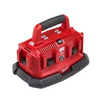 Milwaukee M18 Six Pack Sequential Charger from Blain's Farm and Fleet