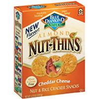 Blue Diamond Chedder Cheese Nut Thins from Blain's Farm and Fleet