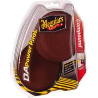 Meguiar's DA Power Cutting Waxing Pads from Blain's Farm and Fleet