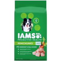 IAMS ProActive Health MiniChunks Dog Food from Blain's Farm and Fleet