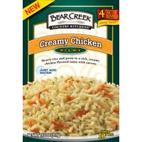 Bear Creek Country Kitchens Creamy Chicken Rice Mix from Blain's Farm and Fleet
