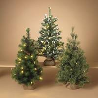 Gerson International Lighted Pine Tree Assortment from Blain's Farm and Fleet