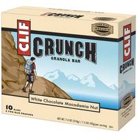 Clif Bar White Chocolate Macadamia Nut Crunch Granola Bars from Blain's Farm and Fleet
