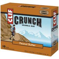 Clif Bar Peanut Butter Crunch Granola Bars from Blain's Farm and Fleet