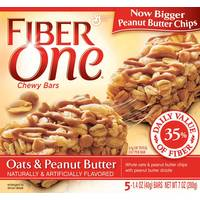 Fiber One Chewy Bars from Blain's Farm and Fleet