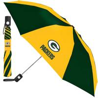WinCraft Green Bay Packers Rain Umbrella from Blain's Farm and Fleet