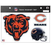Rico Industries Chicago Bears Team Magnet Set from Blain's Farm and Fleet