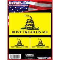 Chroma Don'T Tread on Me Decal from Blain's Farm and Fleet