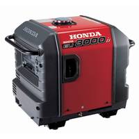 Honda Power Equipment EU3000iSA Inverter Portable Generator from Blain's Farm and Fleet