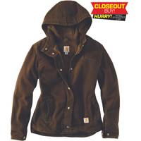 Carhartt Women's Sandstone Berkley Jacket from Blain's Farm and Fleet