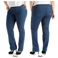 Lee Women's Classic Straight Monroe Pant from Blain's Farm and Fleet