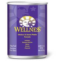 Wellness Canned Chicken & Sweet Potato Dog Food from Blain's Farm and Fleet