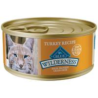 Blue Buffalo Wilderness High Protein Grain Free Turkey Adult Cat Food from Blain's Farm and Fleet