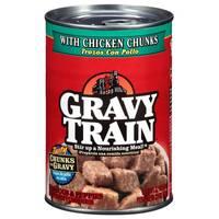 Gravy Train Chicken Chunks In Gravy Dog Food from Blain's Farm and Fleet