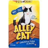 Alley Cat Chicken and Tuna Cat Food from Blain's Farm and Fleet