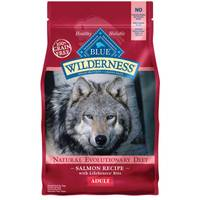 Blue Buffalo Wilderness 4.5 lb Grain Free Salmon Natural Evolutionary Diet Adult Dog Food from Blain's Farm and Fleet