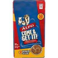 Alpo 52 lb Come & Get It! Cookout Classics Dog Food from Blain's Farm and Fleet