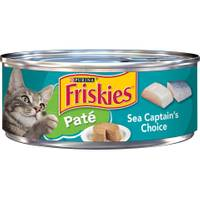 Friskies Pate Sea Captain's Choice from Blain's Farm and Fleet
