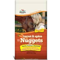Manna Pro Bite - Size Nuggets Horse Treats from Blain's Farm and Fleet