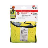 3M Big Men's Class 2 Construction Safety Vest from Blain's Farm and Fleet