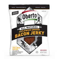 Oberto Applewood Bacon 2.5 oz Jerky from Blain's Farm and Fleet